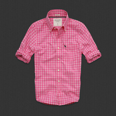Mens Round Mountain Shirt