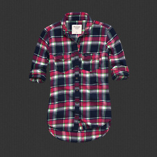 Womens Marlie Flannel Shirt