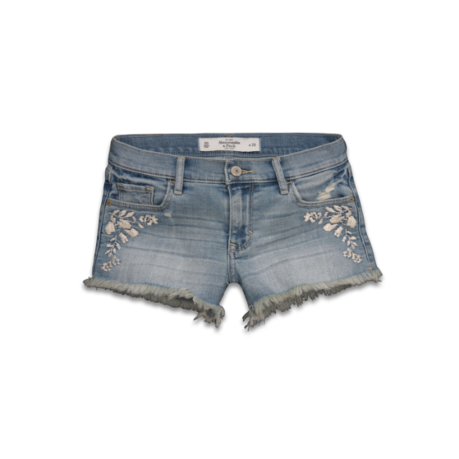 A&F Mid Rise Shorts A&F Mid Rise Shorts