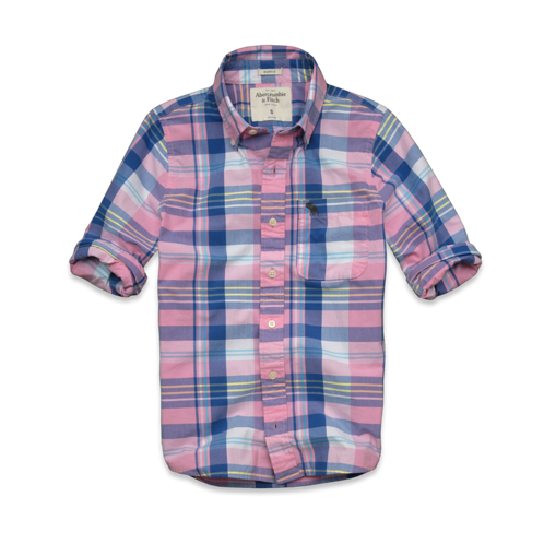 Mens Beaver Meadows Shirt
