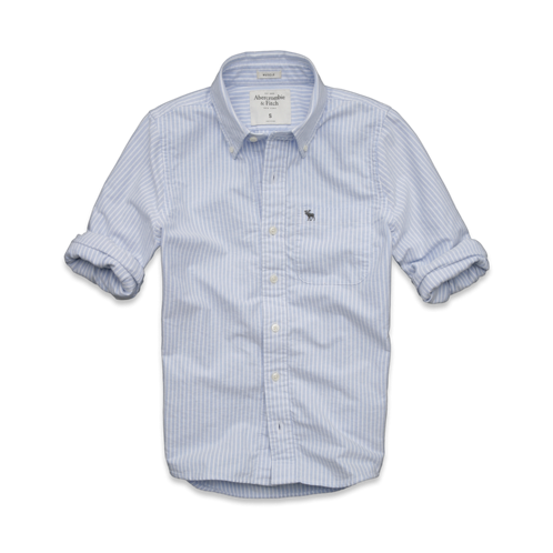 South Notch Oxford Shirt