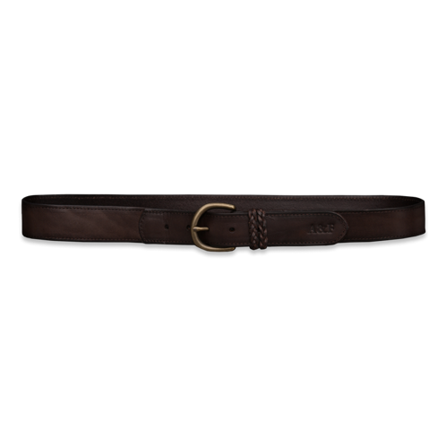 Womens Cute Leather Belt