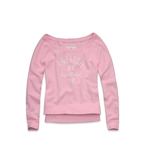 Womens April Sweatshirt