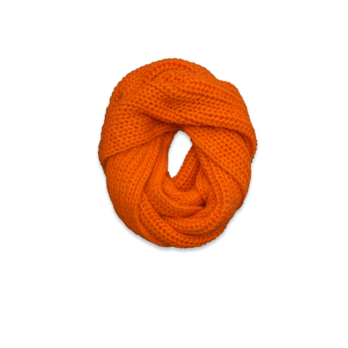 Stocking Stuffers Knit Eternity Scarf