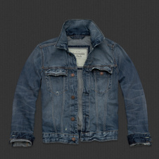 Mens Northside Trail Jean Jacket
