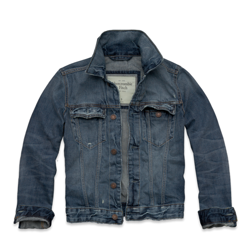 Summer Northside Trail Jean Jacket