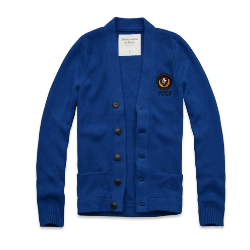 Mens Blue Mountain Sweater