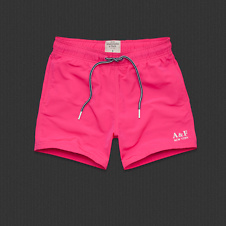 Mens Indian Pass Swim Shorts