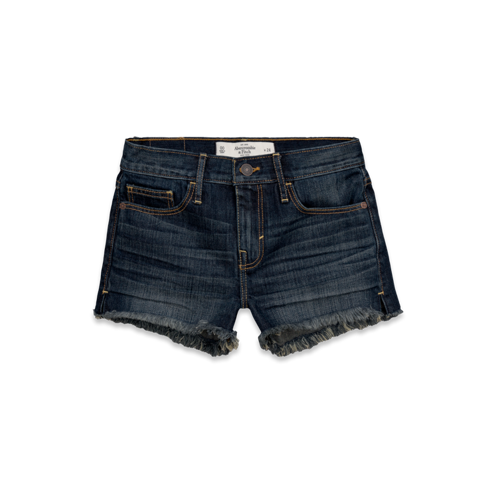 MIDNIGHT MEMORIES A&F High Rise Shorts