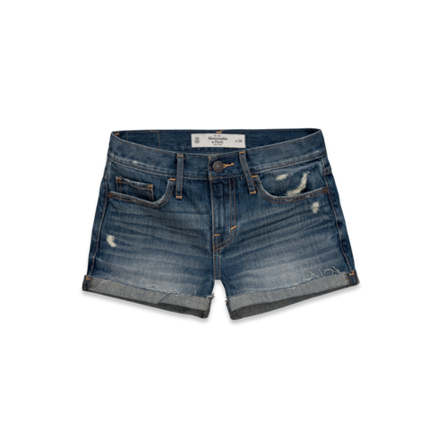 Meet Up Halfway A&F High Rise Shorts