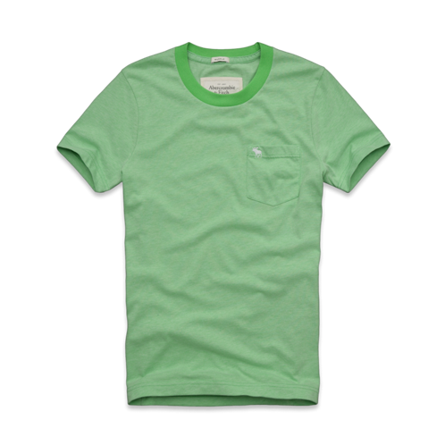 Short Sleeve Tees (off) Jackrabbit Trail Pocket Tee