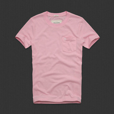 Mens Jackrabbit Trail Pocket Tee