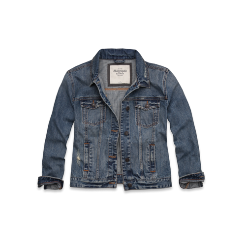 Womens Meredith Denim Jacket
