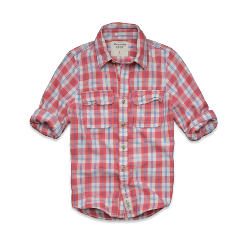 Mens Mount Armstrong Twill Shirt