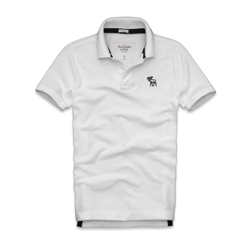 Mens Baker Mountain Polo