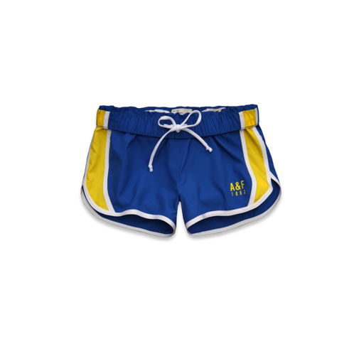 Womens Skye Athletic Shorts