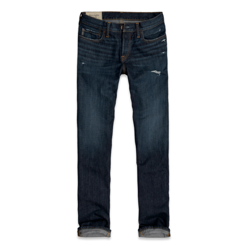 A&F Classic Straight Jeans A&F Classic Straight Jeans