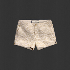 Womens Taylor Shine Shorts