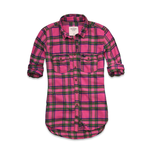 Perfect Presents Elicia Flannel Shirt