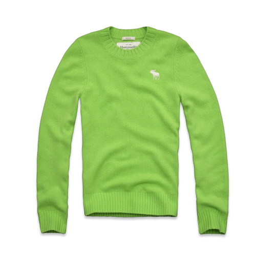 Mens Cascade Lakes Wool Sweater