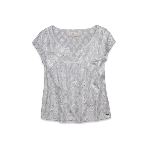 Womens Eliza Shine Top