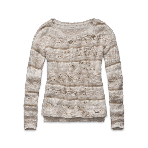 Caroline Shine Sweater
