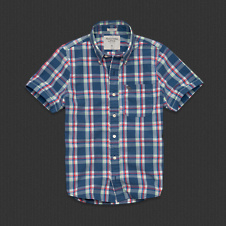 Mens Calamity Pond Shirt