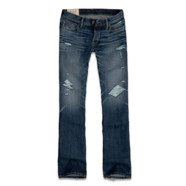 A&F Slim Boot Jeans A&F Slim Boot Jeans