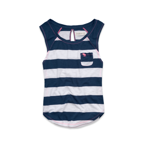 STRIPES Isabelle Tank
