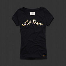 Womens Audrey Shine Tee