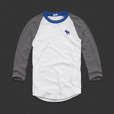 Mens Round Mountain Tee