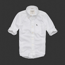 Mens Palmer Brook Oxford Shirt