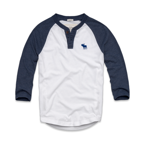 Mens Boulder Brook Henley