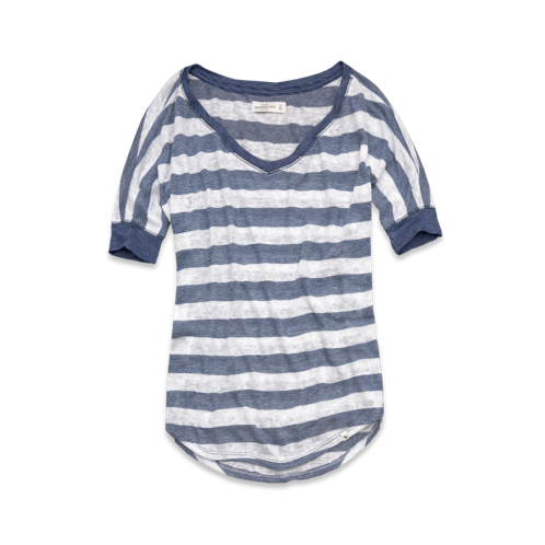 STRIPES Savannah Tee