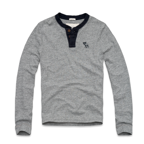 Mens Lewey Mountain Henley