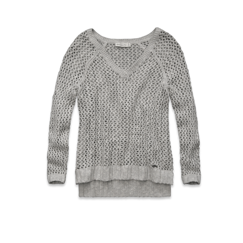 Womens Pamela Shine Sweater