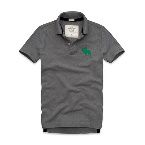 Mens Mount Colvin Polo