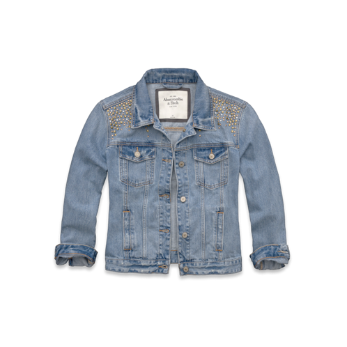 Vanessa Shine Denim Jacket