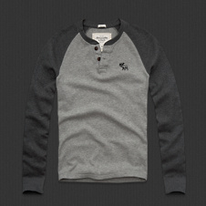 Mens Baxter Mountain Henley