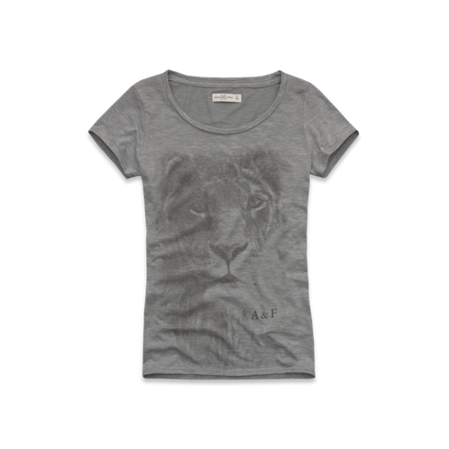Womens Heather Tee