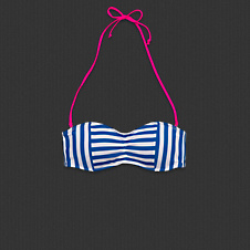 Womens Maggie Swim Top