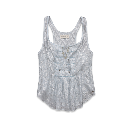Womens Johanna Shine Top