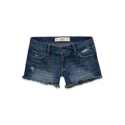 DELETE A&F Tech A&F Midi Length Shorts
