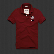 Mens Sawteeth Mountain Polo