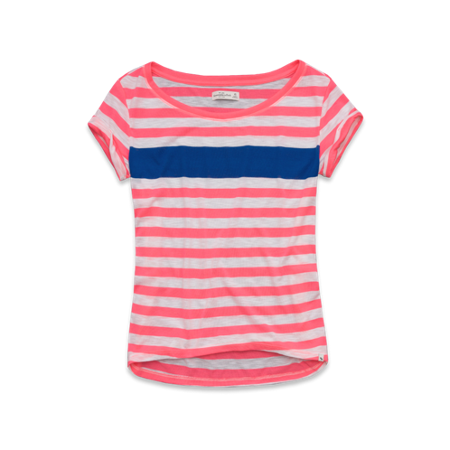 STRIPES Kaela Tee