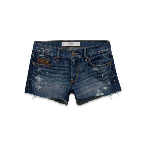 DELETE Festival Favorites A&F Mid Rise Shorts