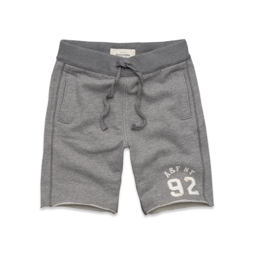 Summer A&F Athletic Shorts