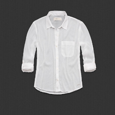 Womens Taylor Dot Chiffon Shirt