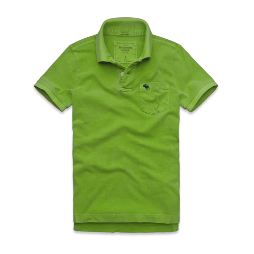 Mens Colden Dam Pocket Polo