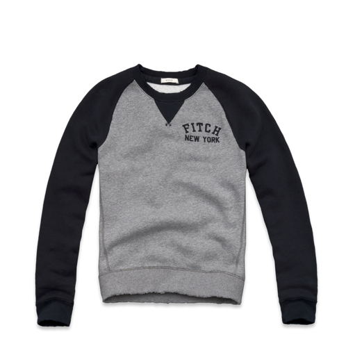Mens Baker Mountain Sweatshirt